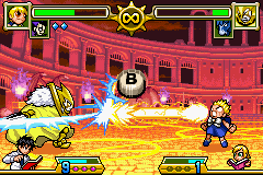 Play Konjiki no Gashbell!! Yuujou no Zakeru – Dream Tag Tourn Online