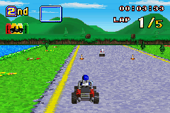 Play LEGO Racers 2 Online