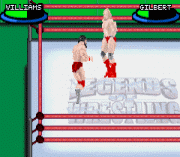 Play Legends of Wrestling II Online