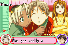 Play Love Hina Advance (english translation) Online