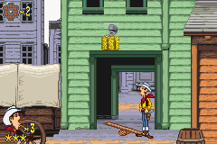 Play Lucky Luke – Wanted! Online