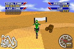 Play MX 2002 featuring Ricky Carmichael Online
