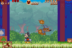 Play Magical Quest 2 Starring Mickey & Minnie Online