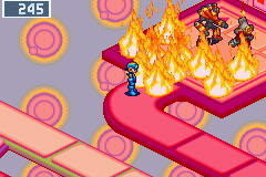 Play Megaman Battle Network 4 Blue Moon Online