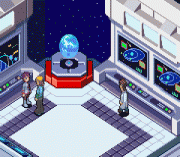 Play Megaman Battle Network 4 Red Sun Online