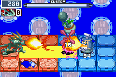 Play Megaman Battle Network 6 Cybeast Gregar Online