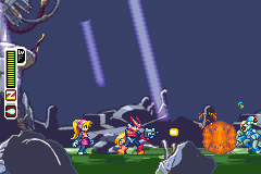 Play Megaman Zero Online