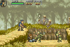 Play Metal Slug Advance Online