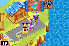 Play Mickey no Pocket Resort Online