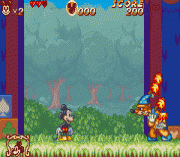 Play Mickey to Minnie no Magical Quest 2 Online