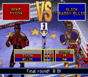 Play Mike Tyson Boxing Online