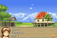 Play Monster Rancher Advance Online