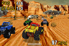 Play Monster Truck Madness Online