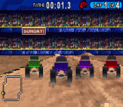 Play Monster Trucks Mayhem Online