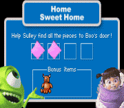 Play Monsters Inc. Online
