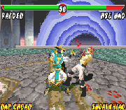 Play Mortal Kombat – Tournament Edition Online