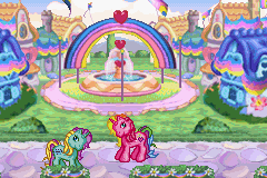 Play My Little Pony – Crystal Princess – The Runaway Rainbow Online
