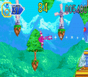 Play NiGHTS into Dreams – Score Attack Online