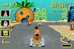 Play Nicktoons Racing Online