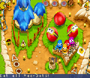 Play Pac-Man Pinball Advance Online