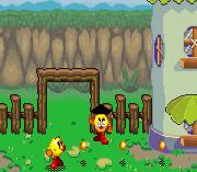 Play Pac-Man World 2 Online