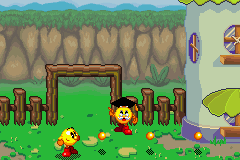 Play Pac-Man World 2 Online