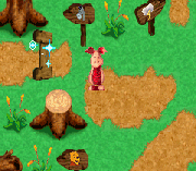 Play Piglet's Big Game Online