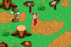 Play Piglet's Big Game Online