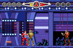 Play Power Rangers – Time Force Online