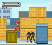 Play Power Rangers S.P.D. Online