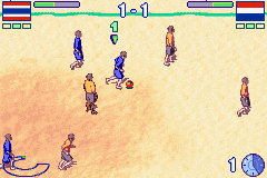Play Pro Beach Soccer Online