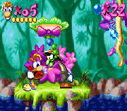 Play Rayman Advance Online