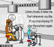 Play Rhythm Heaven Silver (English beta 8) Online