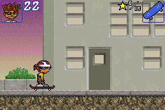 Play Rocket Power – Le Cauchemar d'Otto Online