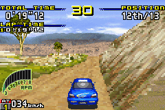 Play Sega Rally Championship Online