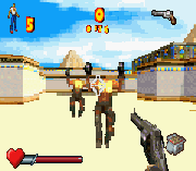 Play Serious Sam Advance Online