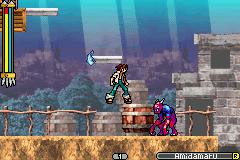 Play Shaman King – Master of Spirits 2 Online