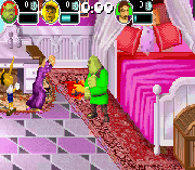 Play Shrek – Super Slam Online