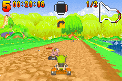 Play Shrek – Swamp Kart Speedway Online