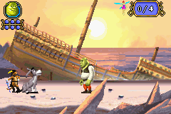 Play Shrek the Third Online