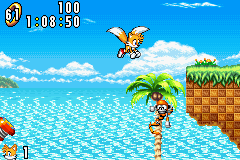 Play Sonic Advance Online