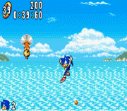 Play Sonic Advance (europe) Online