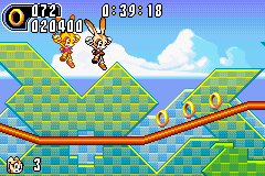 Play Sonic Advance 2 Online