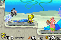Play SpongeBob SquarePants – Battle for Bikini Bottom Online
