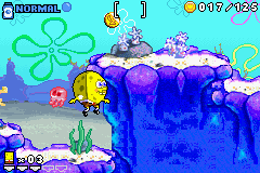 Play SpongeBob SquarePants – Revenge of the Flying Dutchman Online