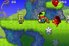 Play SpongeBob SquarePants – SuperSponge Online
