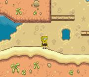 Play SpongeBob SquarePants and Friends – Battle for Volcano I Online