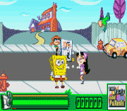 Play SpongeBob SquarePants and Friends in Freeze Frame Frenzy Online