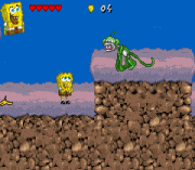 Play SpongeBob and Friends – Attack of the Toybots Online
