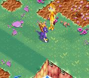 Play Spyro 2 – Season of Flame Online